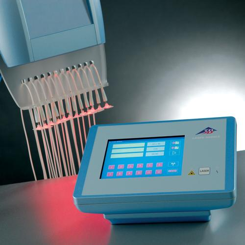 3B LASER NEEDLE, 12x rotes Laserlicht, 660 nm, 1021372 [W14235], Laser Therapie
