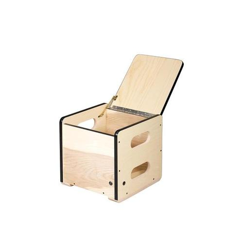 W65047: Square Packing Weight Box with Lid 1