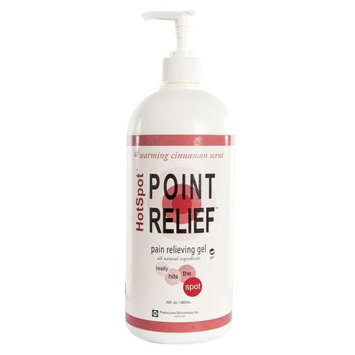 W67017: Point Relief HotSpot Gel, 32 oz., Bottle