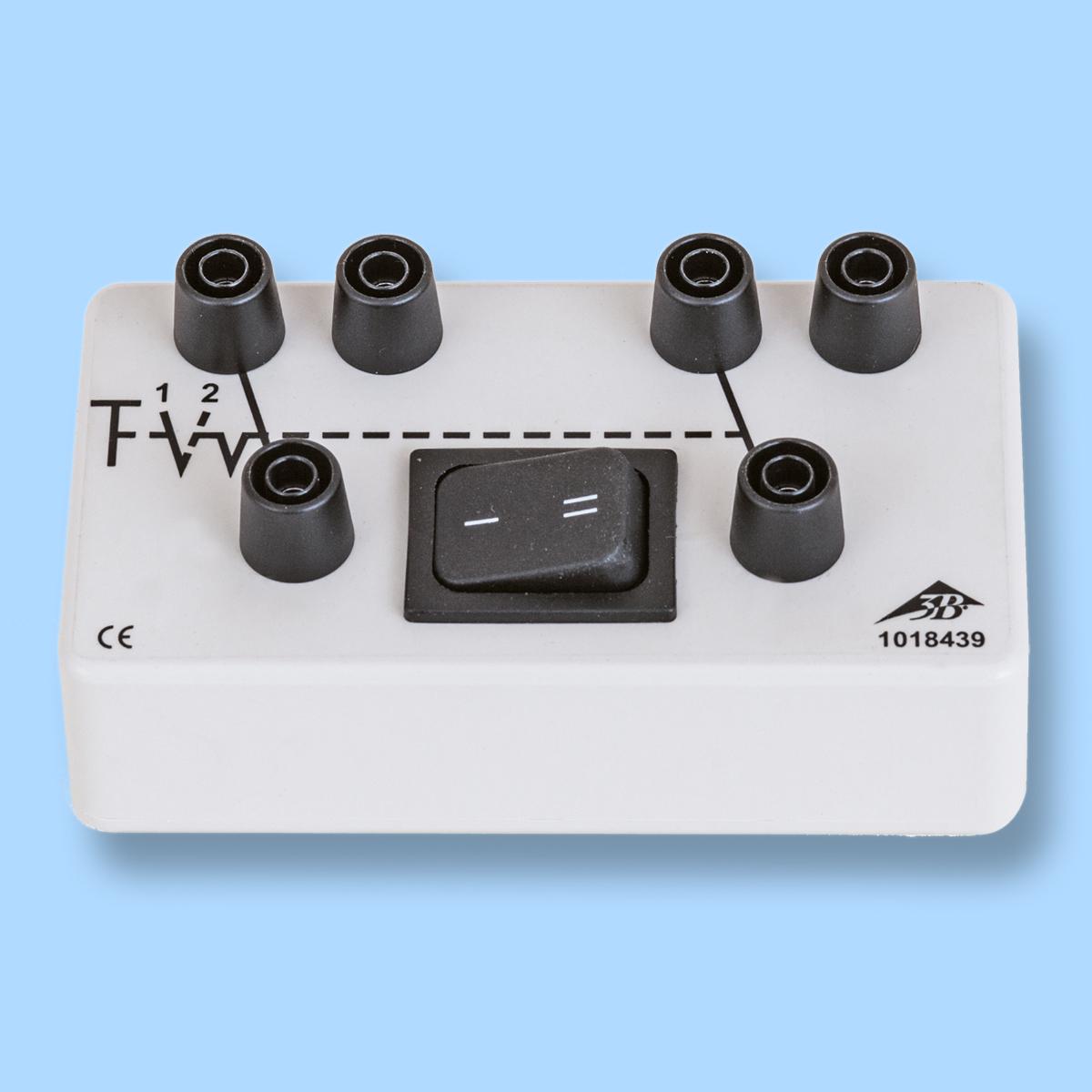 Zweipoliger Umschalter - 1018439 - U8495901 - Elektrischer ...
