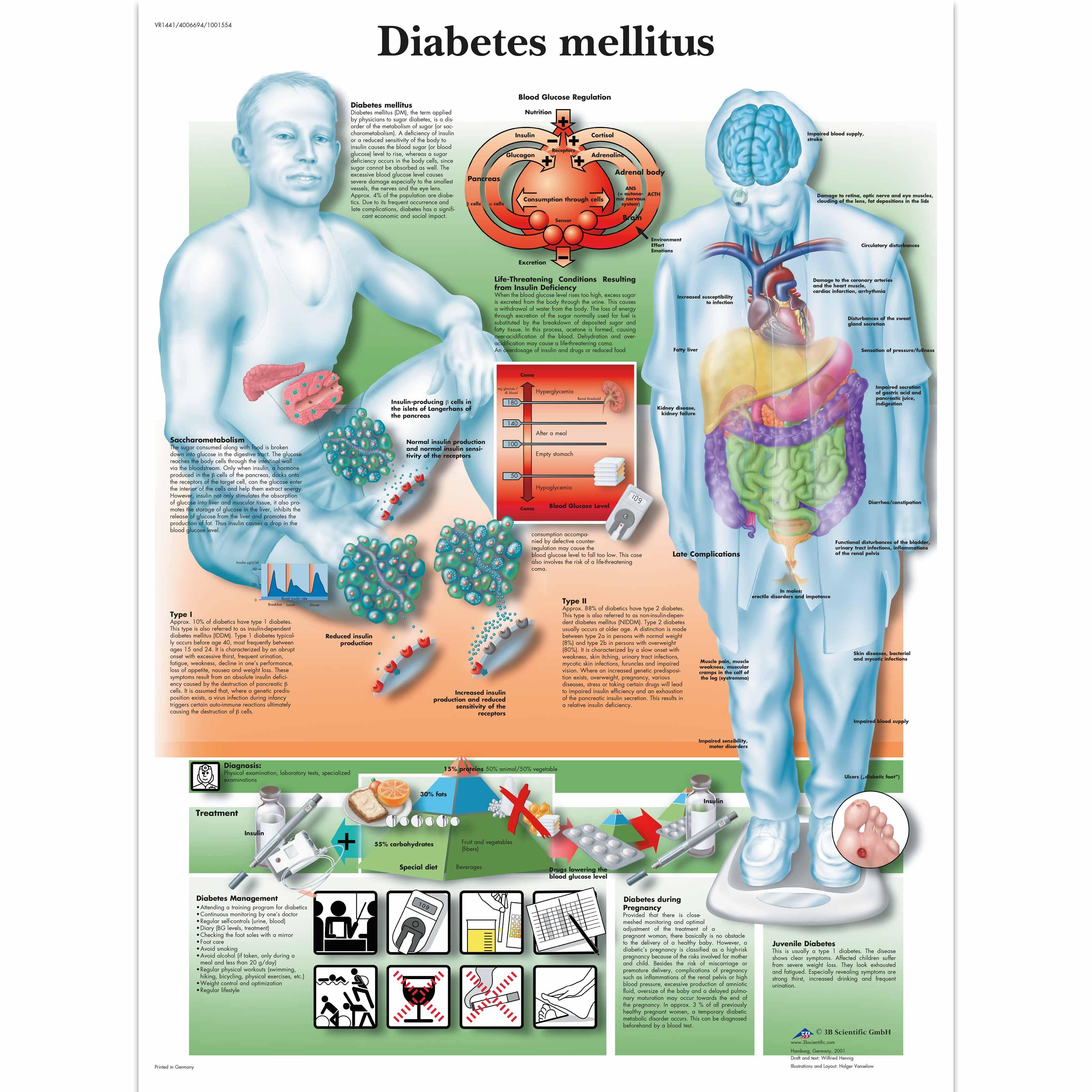 Diabetes - Häufige Fragen und Antworten