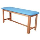 W15074: Classic Exam Treatment Table with H-Brace