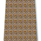 W40905: Necktie Dust Mite -Tan - Silk