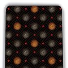 W40998: Silk Necktie - HIV - Black