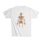 W41012: Anatomical T-Shirt Skeleton, L