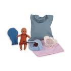 Mini Model Set: Pocket Uterus, Baby, and Pelvis (6 Pieces), 1018407 [W43092], Elternbildung